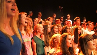 Every breath you take / I'll be missing you (Sting / P. Diddy :) - Oberstufenchor Cusanus Gymnasium