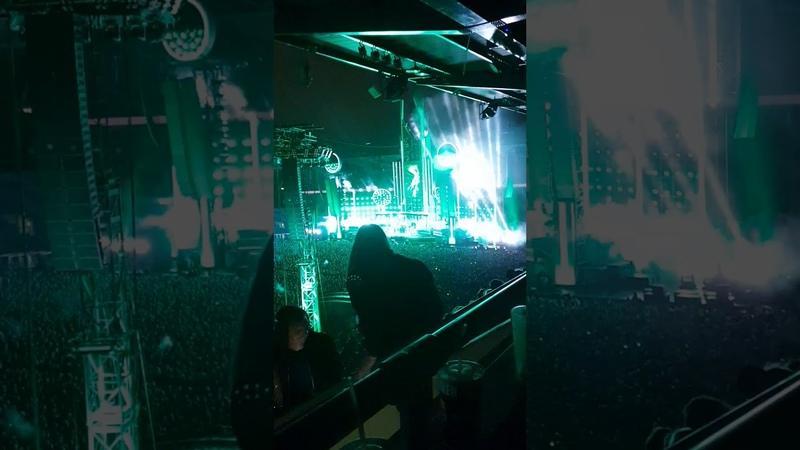 Rammstein - Du Riechst So Gut, live in Oslo, 2019-08-18