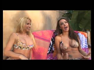 Sophia santi & angie savage (jack's big tit show # 6=2007)