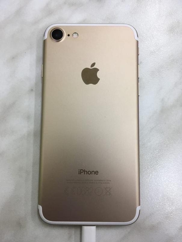 Купить айфон IPhone 7 32gb gold  Телефону год,   Объявления Орска и Новотроицка №5992