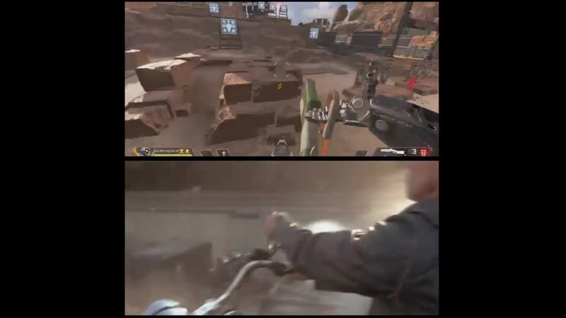 My favourite weapon reload animation 3 Anyone else