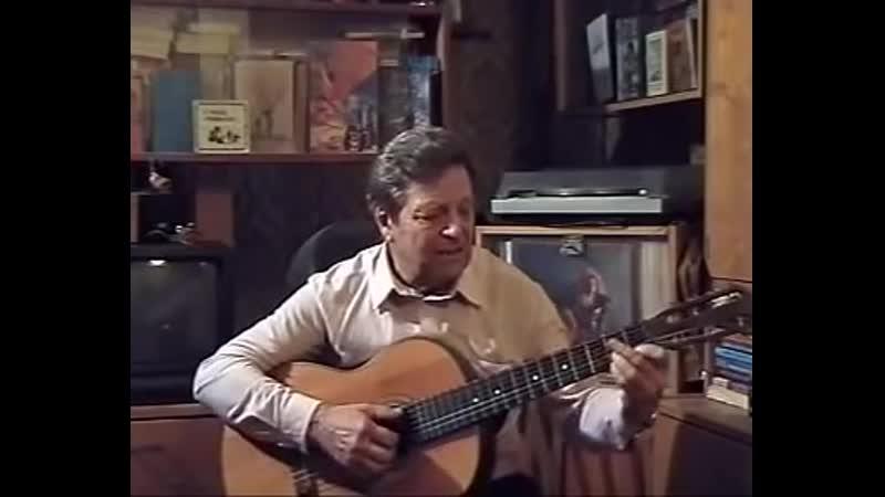Борис Полоскин Жажда. По стихам Натальи Кончаловской