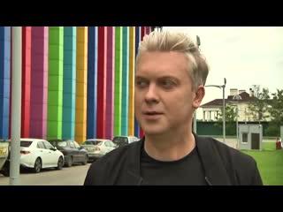 Сергей светлаков. кухня в модном цвете.