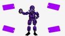 C4D OC MEME Тряси смартфон анимация от Purple Mascot