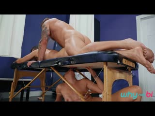 The deluxe package lance hart, colby jansen, lisey sweet