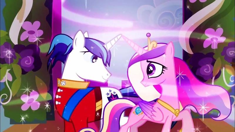 Cadance Shining Armor Banish The Changelings - My Little Pony: Friendship Is Magic - Season 2