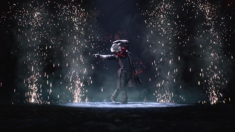 Прохождение Devil May Cry5. Часть 7. Три воина.