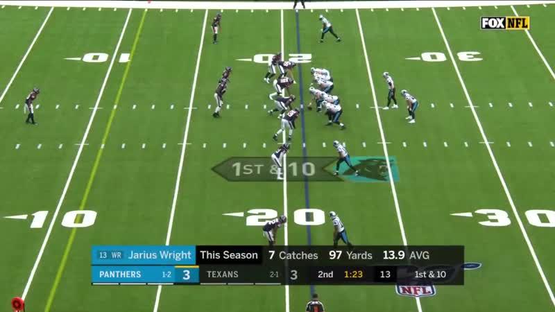 Panthers vs. Texans Week 4 Highlights _ NFL 2019