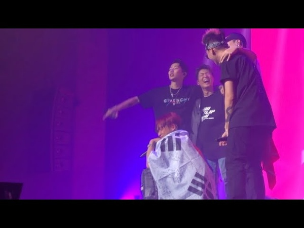 [01.06.2019] Sik-K - Iffy (Feat. Jay Park, pH-1, Woodie Gochild, Haon) (SIK-K FL1P TOUR IN SEOUL)