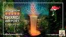 Best PLACE to visit in SINGAPORE, Changi JEWEL- Rain Vortex light show