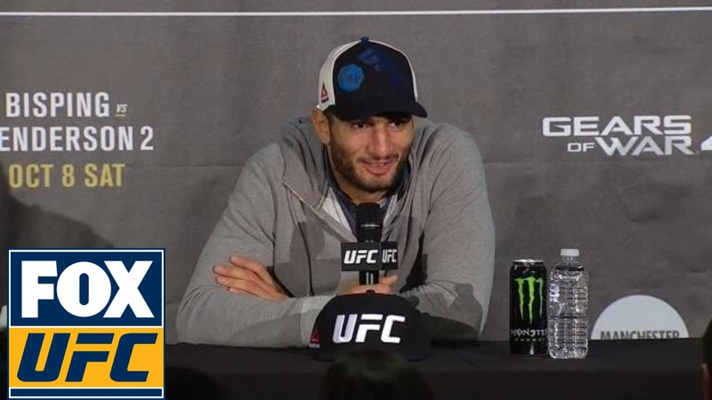 Gegard Mousasi insults Conor McGregor Michael Bisping after win UFC 204