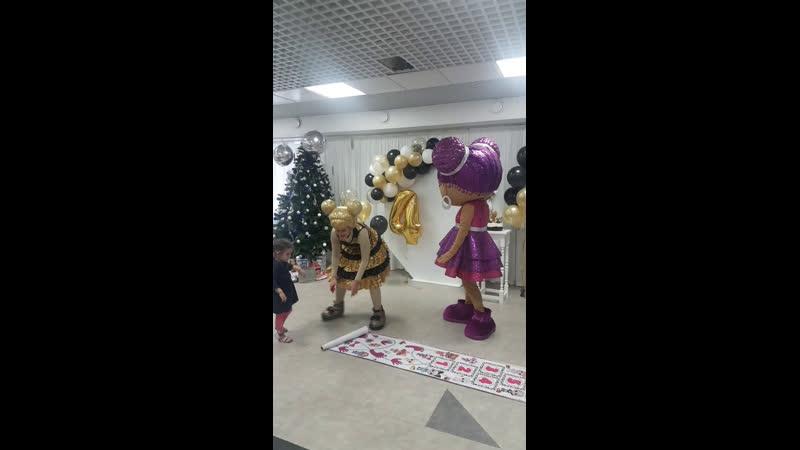 Live Детские праздники в Челябинске Екатеринбурге