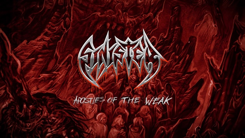 SINISTER Apostles Of The Weak 2020 lyric video
