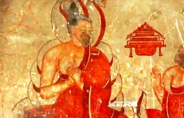виманы в пещере непал