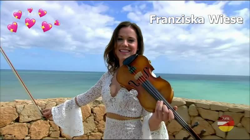 Franziska Wiese - Welt der einsamen Herzen (ZDF-Fernsehgarten on tour 23.04. 2017)