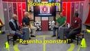 Boleiragem Júnior e Tita lembram as zoações que faziam com Peu na época de Flamengo