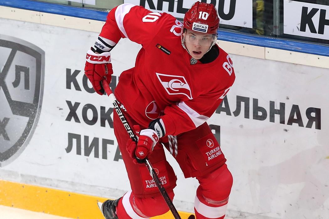 Александр Никишин