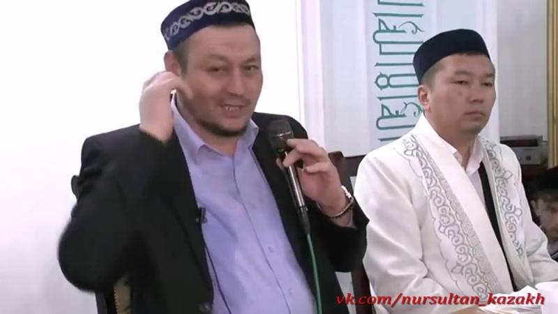 Музыка тындау харам ба Абдусаттар Сманов Mýzyka tyndaý haram ba Abdýsattar Smanov