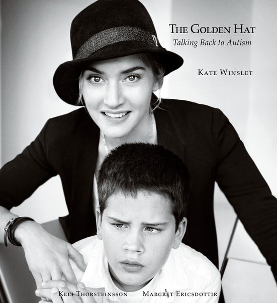 The Golden Hat Talking Back to Autism by Kate Winslet