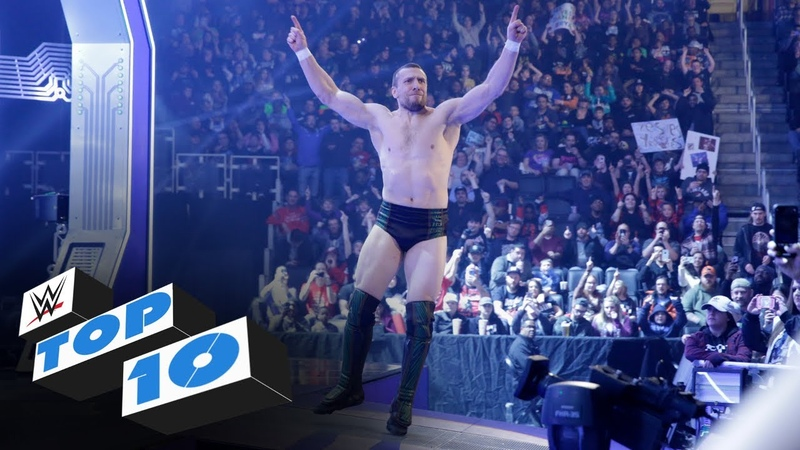 Top 10 Friday Night SmackDown moments WWE Top 10 Dec 27 2019