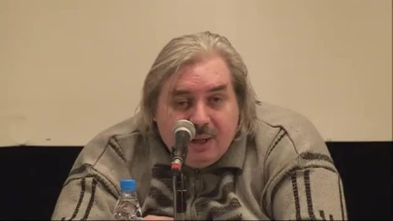 4-я Встреча Николая Леашова с читателями. 17.05.2008