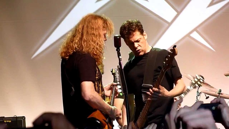 Metallica w Guests Seek Destroy Live in San Francisco December 10th 2011