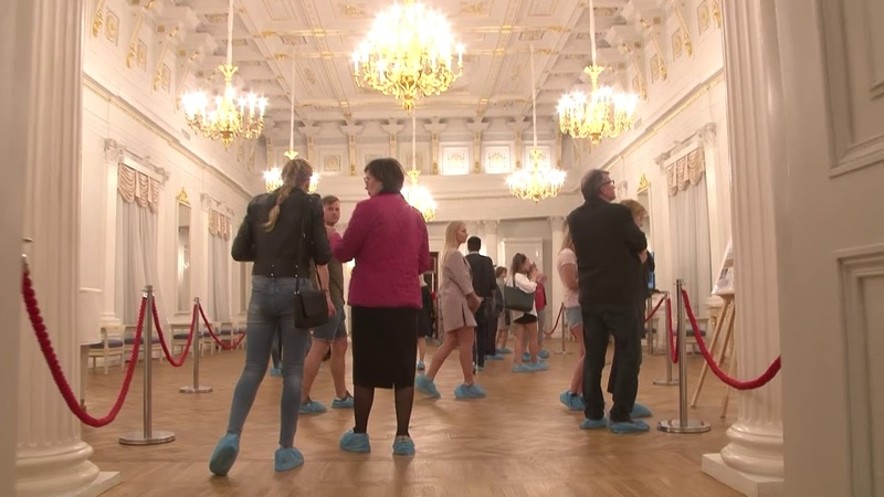 Muzeju Nakts 2019 Rīgas pilī