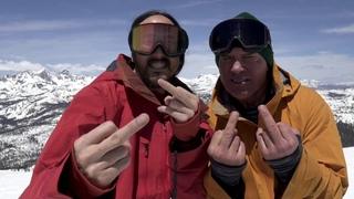 LEGEND Jake Burton at Mammoth Mountain