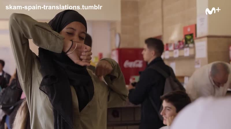 Skam Spain S02e09 Clip 3 What was the worst