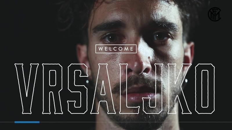 SIME VRSALJKO   WelcomeVrsaljko   Inter 2018/19 🌃 ⚫️🔵