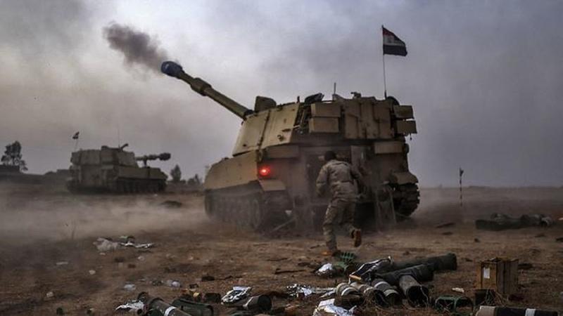 Battle for Mosul Iraq War 2016 Operation to seize Iraqi city of Mosul gets underway