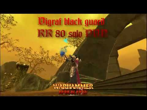 Warhammer online apocalypse server Vigraf blackguard 80rr solo pt 4