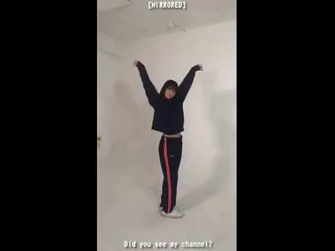 [MIRRORED] TWICE (Momo) 'What is Love?' Dance - phone size