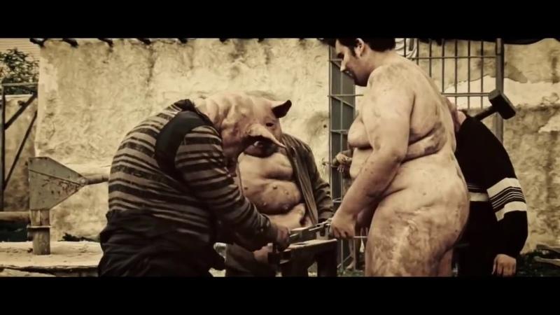 СВИНОРЫЛЫ ПРОТИВ ЛЮДЕЙ🔞🔞 Люди Свиньи Новый Трейлер фильма Пули Справедливости 2017