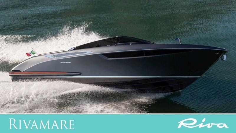 Luxury Yacht Riva Rivamare