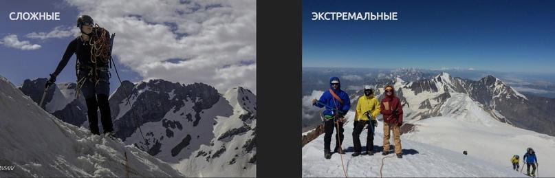 Маршруты лыжных походов в Сочи