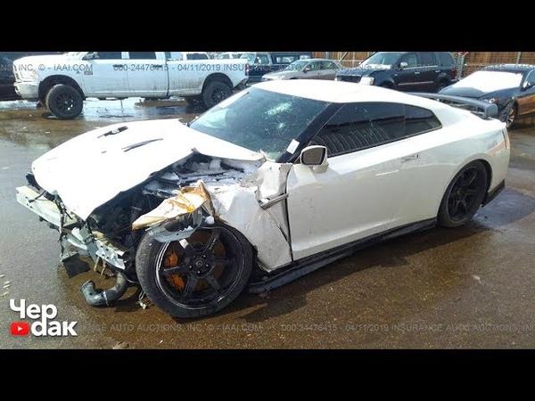 Как обманывают на автомобильных аукционах США Подстава с Nissan GTR BMW M850 Maybach S600