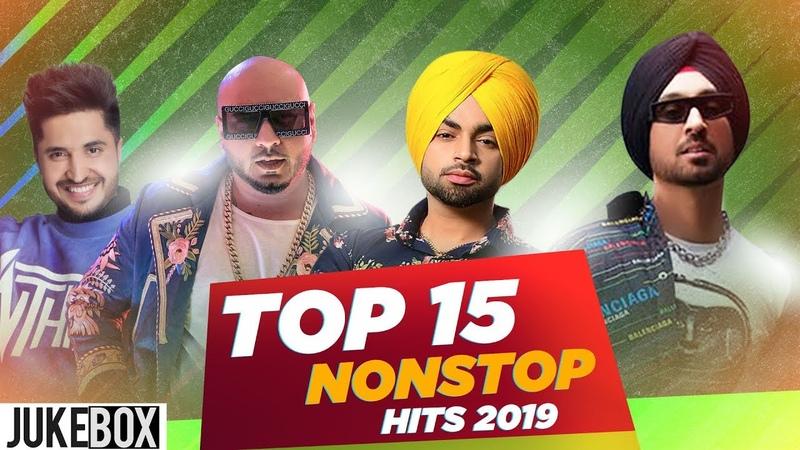 Top 15 Nonstop Hits Diljit Dosanjh Jassi Gill Gurnaam Bhullar Parmish Verma New Songs 2019
