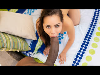 JulesJordan Alina Lopez - Is Tongue Tied When She Sees The Size Of BBC NewPorn2019