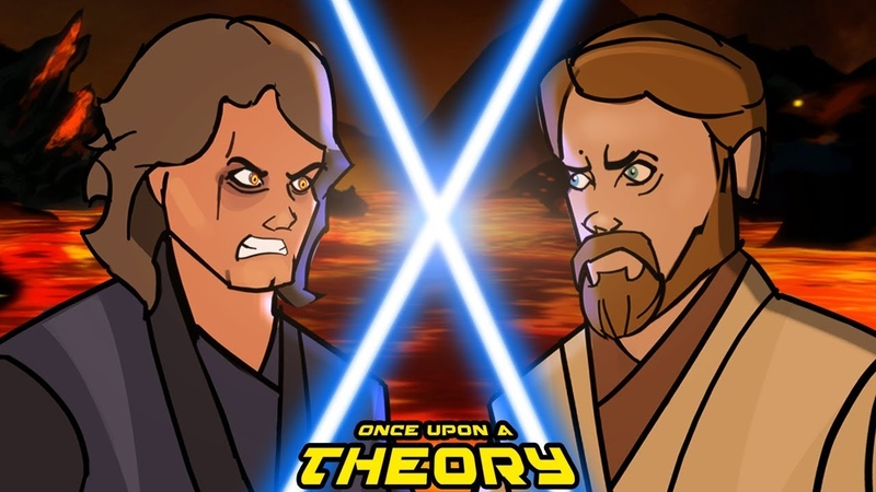 Once Upon a Theory: Anakin VS Obi-Wan - Episode 2