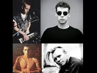 Depeche Mode / Pet Shop Boys / Erasure / Soft Cell / Online Party