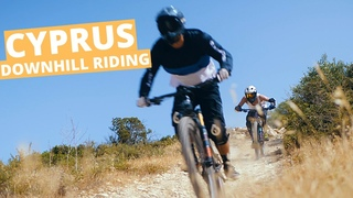 Have you ever tried MTB DOWNHILL riding on the island? Cyprus got all it takes and more!