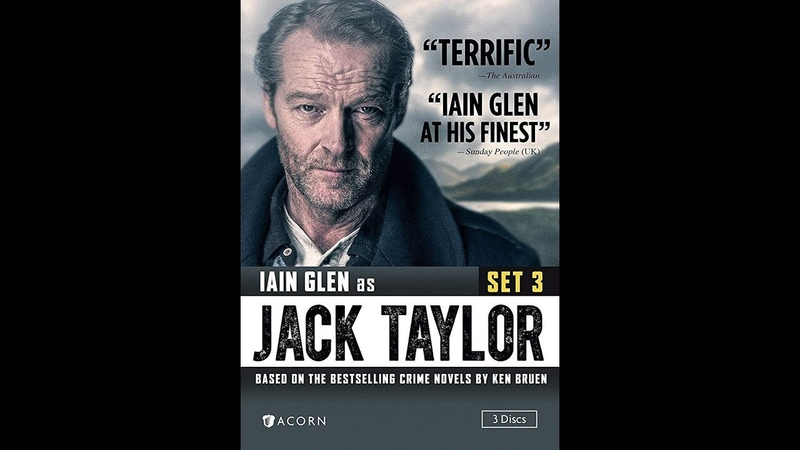 Джек Тейлор 3 сезон 1 серия Крест детектив криминал драма Ирландия Германия