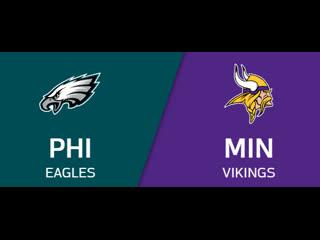 Nfl 2019-2020 / week 06 / philadelphia eagles - minnesota vikings / en