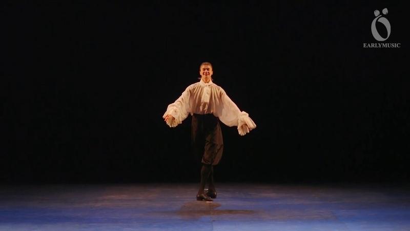 Jean Baptiste Lully Balet de neuf danseurs solo part