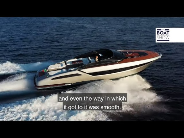 RIVA 48 DOLCERIVA - Exclusive Motor Yacht Review - The Boat Show