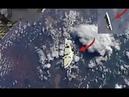 Mysterious Space Craft WITH Windows Spotted in Sky UNDER the ISS Above Earth!