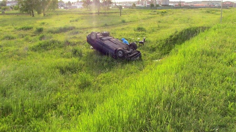ДТП с опрокидыванием, смертельная авария с КАМАЗом и другие ДТП - в дорожной хронике за 2 дня