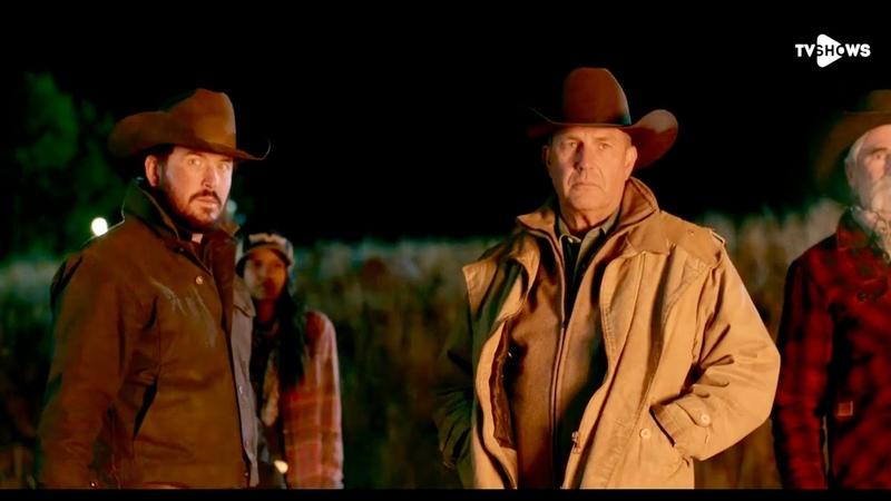 Йеллоустоун 2 Сезон взгляд изнутри на сериал Paramount Network | Yellowstone в озвучке TV Shows