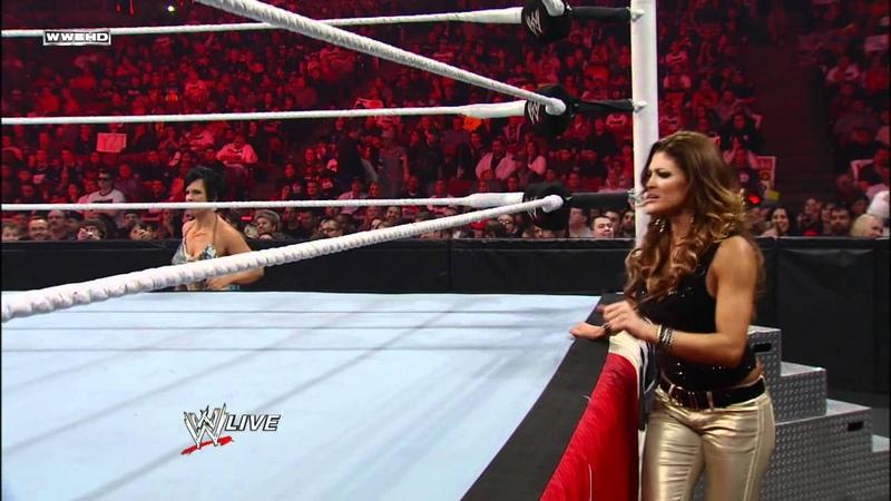 My1 Raw Zack Ryder vs Jack Swagger United States Championship Match